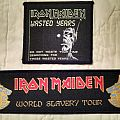 Original Woven Iron Maiden Patches