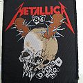 "Metallica ""Damage Inc."" Woven Patch"