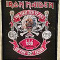 Original Iron Maiden 1st Ten Years Patch