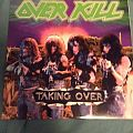 Overkill - Tape / Vinyl / CD / Recording etc - Overkill Taking Over Vinyl