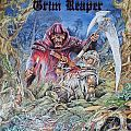 Grim Reaper - Tape / Vinyl / CD / Recording etc - grim reaper - rock you to hell