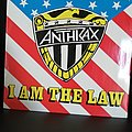 Anthrax - i am the law Tape / Vinyl / CD / Recording etc