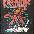 Kreator - vintage 80ies patch