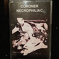 Coroner necrophiliac - entering the corpus mass