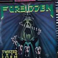 forbidden - twisted lp
