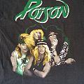 Poison - OG tourshirt 90