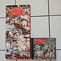 Napalm death - utopia banished long box Tape / Vinyl / CD / Recording etc