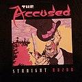 the accused - straight razor