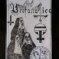 Profanatica - Tape / Vinyl / CD / Recording etc - profanatica - reharsal tape 90