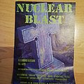 Nuclear Blast no. 44/92 (small din a 5)