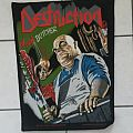 destruction - mad butcher OG 87 Patch