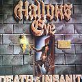 Hallows Eve - Tape / Vinyl / CD / Recording etc - hallows eve - death and insanity