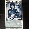 Gary Moore - Other Collectable - Gary Moore - Tourticket