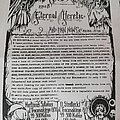 Beherit - Other Collectable - Eternal Heretic - magazine flyer