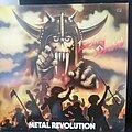 Living Death - Tape / Vinyl / CD / Recording etc - Living Death - Metal revolution