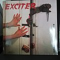 Exciter - Tape / Vinyl / CD / Recording etc - Exciter - violence and force