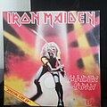 Iron Maiden - Tape / Vinyl / CD / Recording etc - Iron Maiden - japan