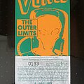 Voivod - Other Collectable - Voivod - Tourticket