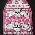 Autopsy - TShirt or Longsleeve - Autopsy / Pestilence - Tour 90
