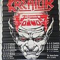 Kreator - Other Collectable - Kreator/Voivod - Tourposter
