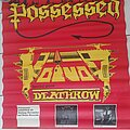 Possessed - Other Collectable - Hell comes to your town - Tourposter