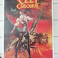 Ozzy Osbourne - Other Collectable - Ozzy Osbourne - Tourposter
