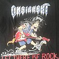 Onslaught - TShirt or Longsleeve - Onslaught - Let there be rock OG 89