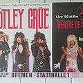 Mötley Crüe - Other Collectable - Mötley Crüe - Tourposter 86