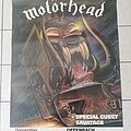 Motörhead - Other Collectable - Motorhead - Tour poster