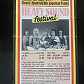 Slayer - Other Collectable - Heavy sound festival - Tourticket 85