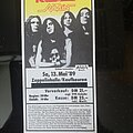 Kreator - Other Collectable - Kreator - Tourticket