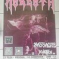 Morgoth - Other Collectable - Morgoth - Tourposter 91