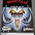 Motörhead - Other Collectable - Tour poster - motorhead