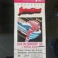 Judas Priest - Other Collectable - Judas Priest - Konzertticket