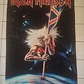 Iron Maiden - Other Collectable - Iron Maiden - flag