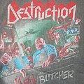 Destruction - TShirt or Longsleeve - Destruction - mad butcher OG 87