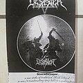 Desaster - Other Collectable - Desaster - Stormbringer flyer