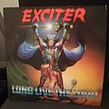 Exciter - Tape / Vinyl / CD / Recording etc - Exciter - long live the loud
