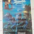 King Diamond - Other Collectable - King Diamond - Abigail Poster