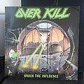 Overkill - Tape / Vinyl / CD / Recording etc - Overkill - Unser the influence