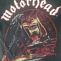 Motörhead - TShirt or Longsleeve - Motorhead - Tourshirt 86