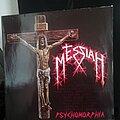 Messiah - Tape / Vinyl / CD / Recording etc - Messiah - psychomorphia