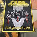 Tank - Filth Hounds Of Hades patch