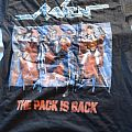 Raven - The Pack Is Back shirt small/medium