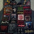 Death Angel - Battle Jacket - Battle vest so far, still working on it