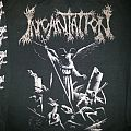 Incantation - Upon the Throne of Apocalypse Hooded Top