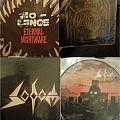 "Thrash Metal 7, 10 & 12""s Tape / Vinyl / CD / Recording etc"