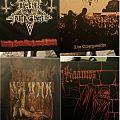 "Dark Funeral - Tape / Vinyl / CD / Recording etc - Black Death Metal 10""s"