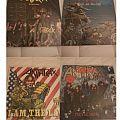 "Anthrax 12"" vinyls Tape / Vinyl / CD / Recording etc"