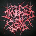Immersed In Blood - Logo shirt